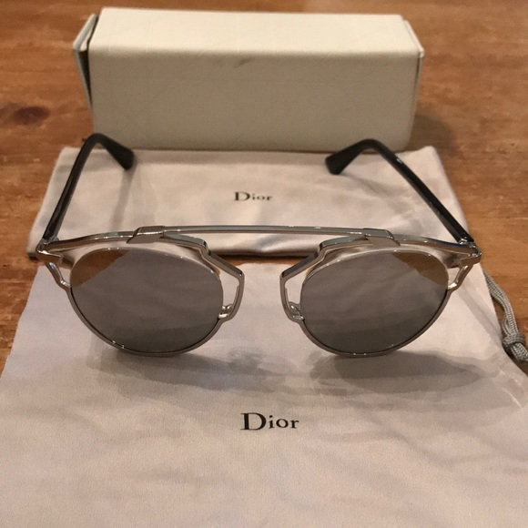 5aad720bb446 Christian Dior Accessories - Christian Dior So Real sunglasses